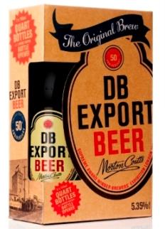 Дизайн 60-х в преображенном DB Export