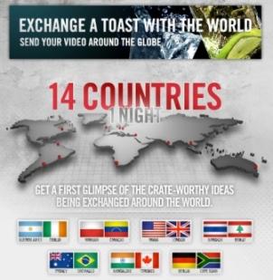 Smirnoff проведет вечеринки по всему миру