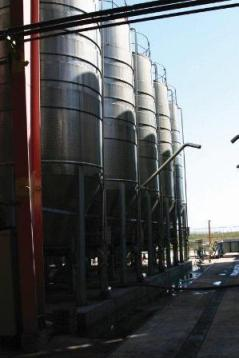 НАПИТКИ №3_2010 Сердце винзавода: емкостное оборудование от Rodina-Haskovo JSC