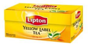 Нарисуйте свою кружку вместе с Lipton Yellow Label Tea!