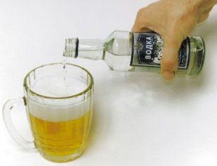 Госдума смешает пиво с крепким алкоголем