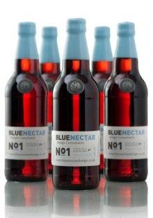 Эль Blue Nectar's No. 1 в  эксклюзивной упаковке