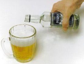 Пиво стало крепким алкоголем