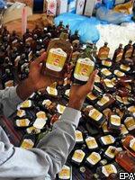 Китайцев спасли от поддельного виски