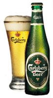 Теплая погода пригрела прибыль Carlsberg