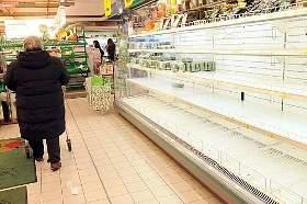 Собянин провоцирует дефицит в столичных магазинах