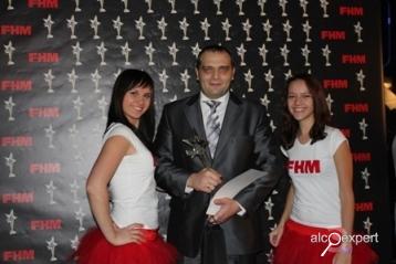 """""""КиНовский"""" - самый продаваемый коньяк 2010 года"""