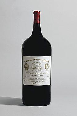 Самое дорогое в мире вино продано с молотка