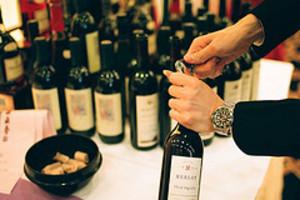 """Состоялось открытие Международной выставки """"Индустрия Напитков /Russian Wine Fair 2010»"""