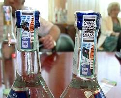 Рада Украины утвердила  новые ставки акцизов на алкоголь