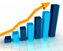 За октябрь оборот розничной торговли вырос на 2,9%