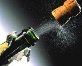 Россия в праве на «шампанское» до 2025 года