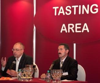 Мастер-класс: «Современность и традиции азербайджанских вин. Лучшие вина Шерг Улдузу»