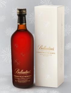 Рождественский виски Ballantine's Christmas Reserve