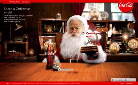 Coca-Cola запустила рождественскую кампанию в Ирландии