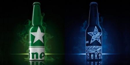 Heineken выпустит клубное пиво в алюминиевой бутылке