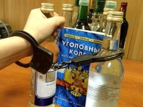 Продавцы алкоголя детям ответят перед Уголовным кодексом