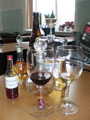 Иркутск обеспечит Россию плодово-ягодным вином