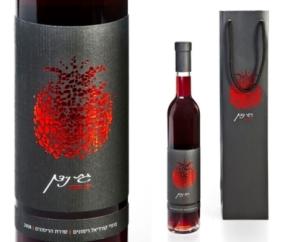 Тысячелетние традиции в дизайне гранатового вина