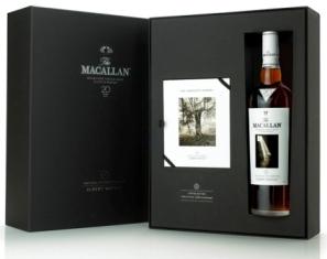Macallan объединил виски с фотоискусством