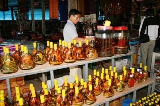 Лаосский виски потеснил русскую водку