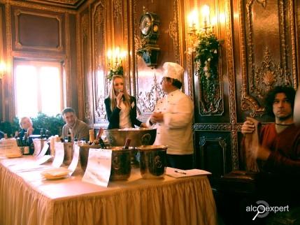 """IV винно-гастрономическая дегустация Wine&Food Made in Italy в ресторане """"Турандот»"""
