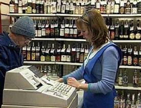 Упрощенная лицензия на продажу алкоголя в Зауралье