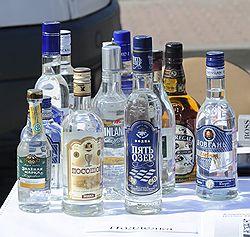 Минимальная цена на водку повысится на 10%