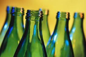 В Омске выпустили более 80 млн стеклянных бутылок