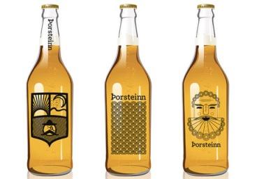 Студенческий дизайн пива