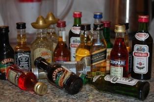 Новогодняя декада. Россияне запасаются алкоголем
