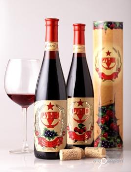 Ягодные вина марки Рубин 1939 отмечены престижными наградами