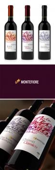 Каллиграфия эмоций в дизайне вина Autografo