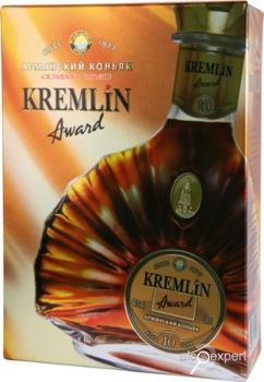 Подписание соглашения о начале продаж в России коньяка «KREMLIN AWARD»