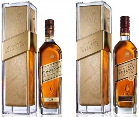 Johnnie Walker рекомендует пить виски охлажденным