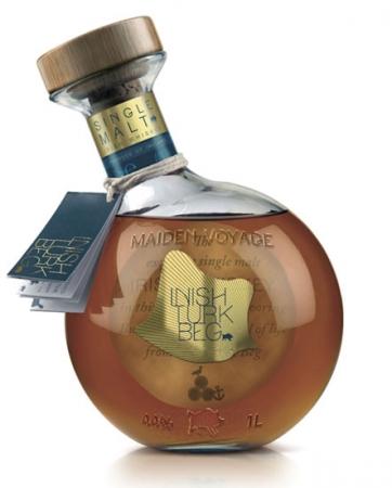 Уникальное оформление виски Maiden Voyage