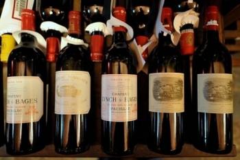 Аукционные продажи вина выросли на 88%