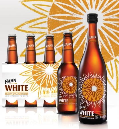 Hahn White — пиво или вино?