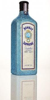 Bombay Sapphire в кристаллах Swarovski