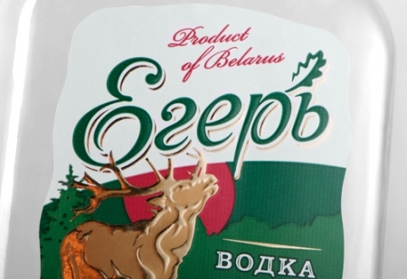"""Белорусская водка """"Егерь"""", вызывающая доверие"""