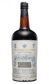 Самую древнюю бутылку шерри выставили на аукцион