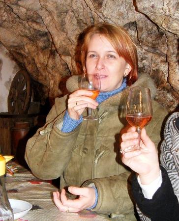В Лавре предпочитают эксклюзивное вино из частных погребов