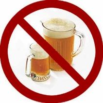 Поставки украинского пива в Беларусь приостановлены