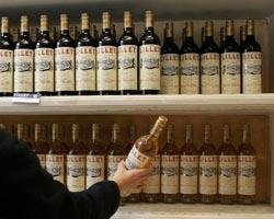 Объем российского рынка вина в 2010 году сократится на 5,7 %