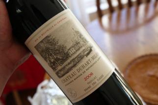 В Китае охотятся за тарой из-под вина Chateau Lafite Rothschild
