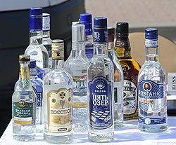 Производители спирта просят защитить их от Росалкоголя