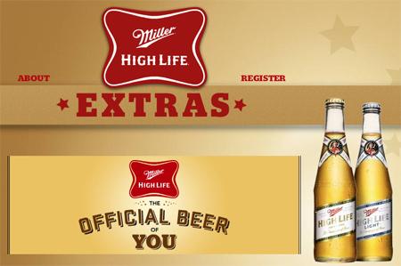 Miller Highlife - официальное пиво американцев