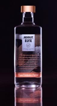 Absolut Vodka представила «мягкий эликсир» —Absolut Elyx