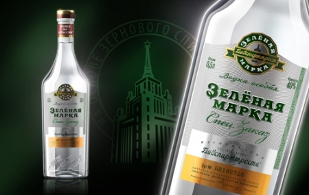 "Alexandrov Design House оформили ""Зеленую марку"" по спецзаказу"