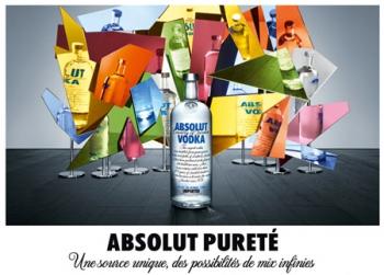 Absolut Purité Пола Грэйвса: Чистота в отражении